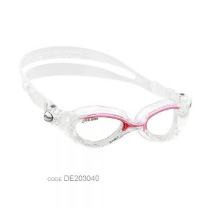 cressi-flash lady-clear-pink